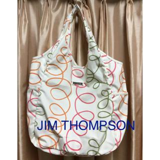 ジムトンプソン(Jim Thompson)のJIM THOMPSON バッグ  エコバック マザーズバックにも(ショルダーバッグ)