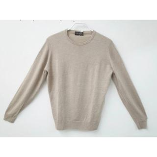 ジョンスメドレー(JOHN SMEDLEY)のジョンスメドレー メリノウール クルーネックセーター 英国製(ニット/セーター)