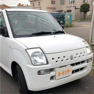 スズキ(スズキ)の4WD 7万キロ H19年 アルト コミコミ 札幌(車体)