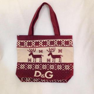 ディーアンドジー(D&G)のD&G【未使用】トートバッグ(トートバッグ)