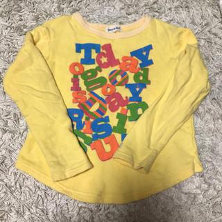 シューラルー(SHOO・LA・RUE)の【SHOO-LA-RUE サイズ120】ポップ柄薄手トレーナー(Tシャツ/カットソー)