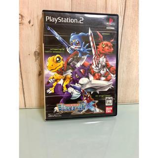 プレイステーション(PlayStation)の✳︎プレイステーション2 デジモンワールド✳︎(家庭用ゲームソフト)