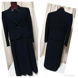 ソワール(SOIR)のブラックフォーマル 東京ソワール サイズ9(礼服/喪服)