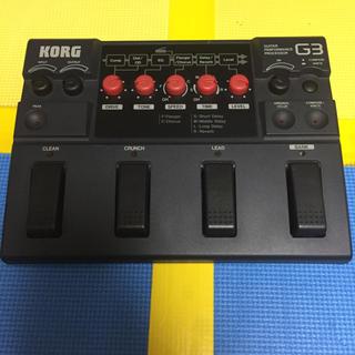 コルグ(KORG)のKORG G3(エフェクター)