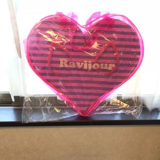 ラヴィジュール(Ravijour)の新品未使用 Ravijour ノベルティビーチサンダル フリーサイズ(ビーチサンダル)