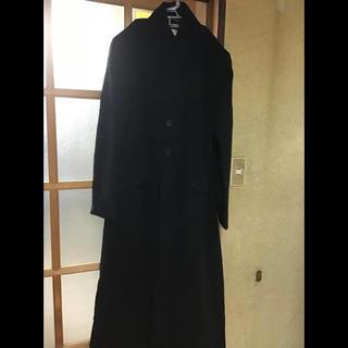 ジグソー(ZIGSAW)のジグソー ロングコート 黒(ロングコート)