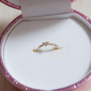 サマンサティアラ(Samantha Tiara)のサマンサティアラ♡リング(リング(指輪))