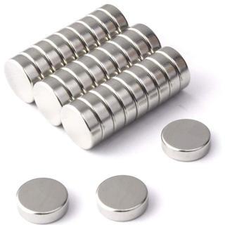 強力マグネット 小型 丸型 磁石 10*3mm 30個セット(その他)