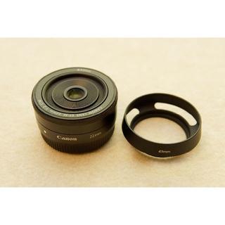 Canon - EOS Mマウント用レンズ EF-M22