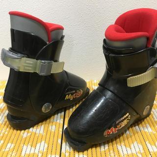 スキーブーツ キッズ 19.0-20.0cm(19.5cm)(ブーツ)