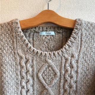 トプカピ(TOPKAPI)の未使用 * TOPKAPI  ウール 100% セーター(ニット/セーター)