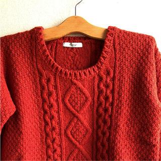 トプカピ(TOPKAPI)の美品 * TOPKAPI  ウール 100% セーター(ニット/セーター)