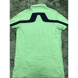ジェイリンドバーグ(J.LINDEBERG)のJ.LINDEBERG  ポロシャツ  slim fit   xsサイズ(ウエア)