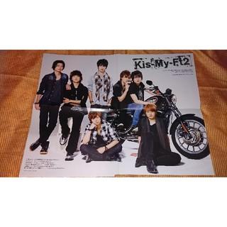 ジャニーズ(Johnny's)のピンナップ〜56(アイドルグッズ)