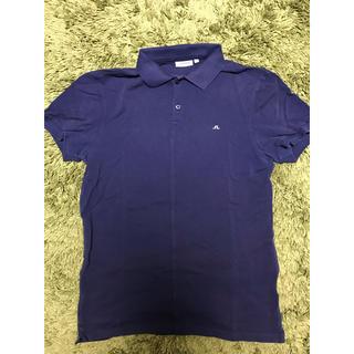 ジェイリンドバーグ(J.LINDEBERG)のJ.LINDEBERG 鹿の子ポロシャツ  XS(ウエア)