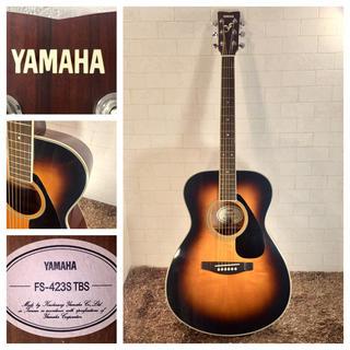 ヤマハ - 773.YAMAHA FS-423S TBS❗️トップ単板‼️
