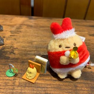 サンエックス - すみっこ クリスマス えびふらいのしっぽ サンタ すみっコぐらしコレクション