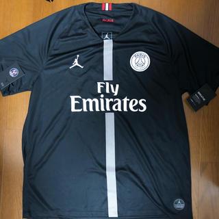 ナイキ(NIKE)の新品 Nike PSG jordan 3rd ユニフォーム XL(Tシャツ/カットソー(半袖/袖なし))