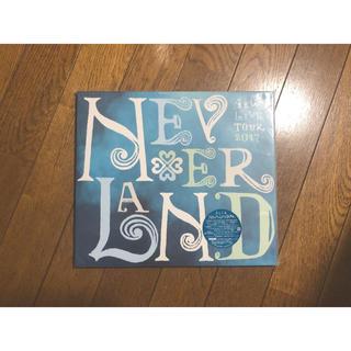 ニュース(NEWS)のNEWS DVD NEVERLAND(アイドルグッズ)