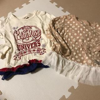 ウィルメリー(WILL MERY)の95長袖2枚(Tシャツ/カットソー)