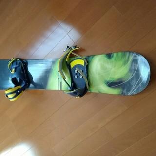 ケーツー(K2)のスノーボード バインディングセット(ボード)
