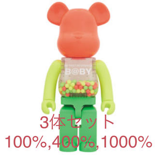 MEDICOM TOY - 計3体!MY FIRST BE@RBRICK B@BY NEON
