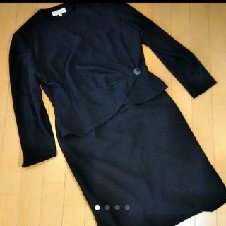 ロコ1203様専用 喪服 セレモニースーツ 4点セット Mサイズ(礼服/喪服)
