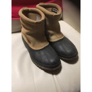 ソレル(SOREL)のソレル  ガムブーツ  スノーブーツ   ブーツ(ブーツ)