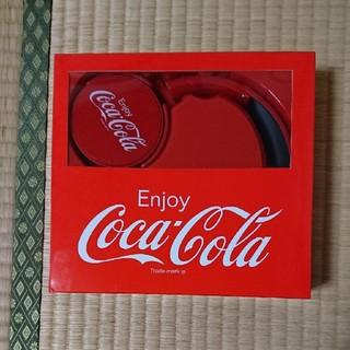 コカコーラ(コカ・コーラ)のコカ・コーラ ベッドホン 新品・未使用 (ヘッドフォン/イヤフォン)