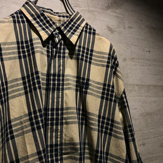 ジェイプレス(J.PRESS)のJ.PRESS チェックシャツ 古着 ジェイプレス バーバリーチェック(シャツ)