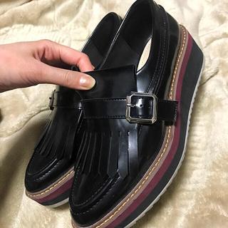 ザラ(ZARA)のローファー 美品(ローファー/革靴)