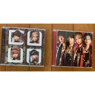 ニュース(NEWS)の❣️NEWS CD 初回限定Aチュムチュム&KAGUYA❣️(ミュージック)