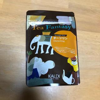 カルディ(KALDI)のKALDI ダージリン カルディ 紅茶 Tea Fantasy(茶)