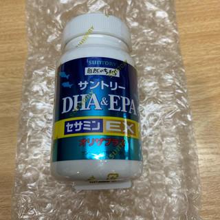 サントリー(サントリー)の新品未開封 セサミンEX DHA&EPA(その他)