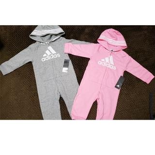 アディダス(adidas)のアディダス カバーオール adidas baby kids(カバーオール)