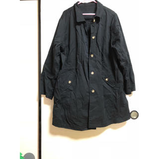 コート 8L ブラック(ピーコート)