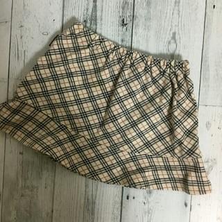 バーバリー(BURBERRY)のBURBERRY  スカート  80cm(スカート)