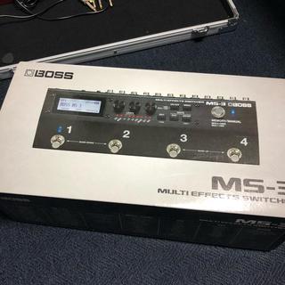 ボス(BOSS)のboss ms3 エフェクター マルチ(エフェクター)