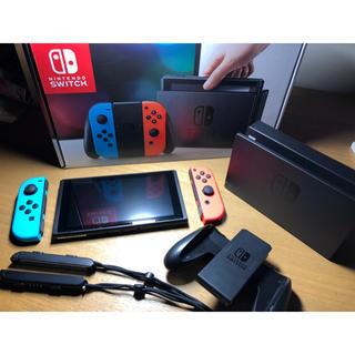 ニンテンドースイッチ(Nintendo Switch)の任天堂Switch(最終値下げ)(家庭用ゲーム機本体)