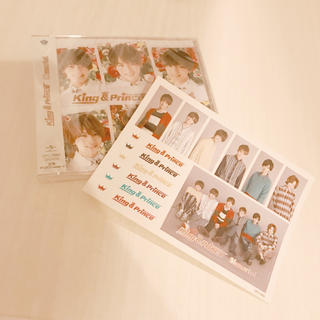 ジャニーズ(Johnny's)のKing&Prince Memorial 通常盤(アイドルグッズ)