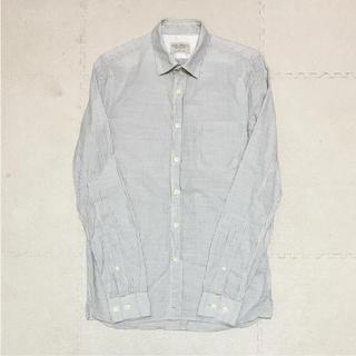 ヌーディジーンズ(Nudie Jeans)のヌーディージーンズ ストライプシャツ(シャツ)