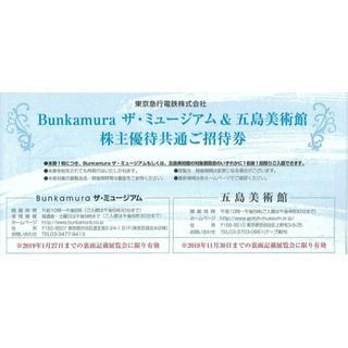 roketan様ご専用。【ペア】Bunkamura or 五島美術館 (美術館/博物館)