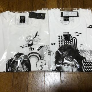 ジャニーズ(Johnny's)のNEWS RUSS-K 非売品 Tシャツ(アイドルグッズ)