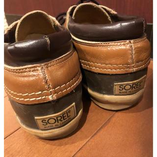 ソレル(SOREL)のSOREL ショートブーツ(ブーツ)