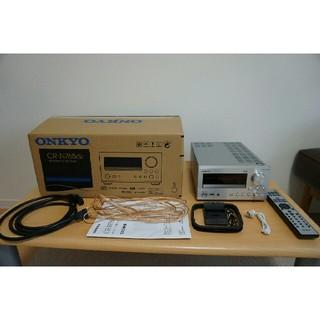 オンキヨー(ONKYO)のONKYOCR-N765ネットワークCD +  無線LANアダプター(アンプ)