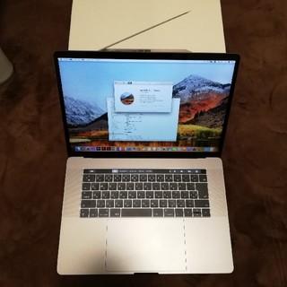 マック(Mac (Apple))の美品 MacBookPro15 2016 Office 付き(ノートPC)