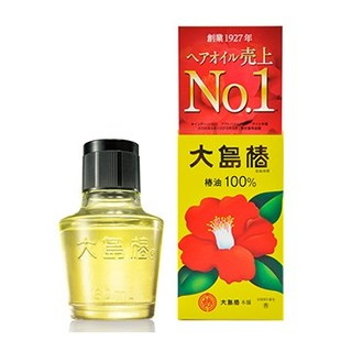 オオシマツバキ(大島椿)の大島椿 椿油 40ml(オイル/美容液)