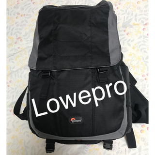 Lowepro カメラバッグ(リュック)(ケース/バッグ)