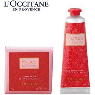 L'OCCITANE - 【新品未使用】ロクシタン ローズメルシーキット