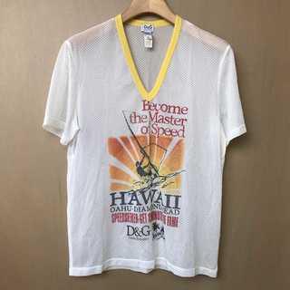 ディーアンドジー(D&G)のD&G イタリア製メッシュカットソー(Tシャツ/カットソー(半袖/袖なし))